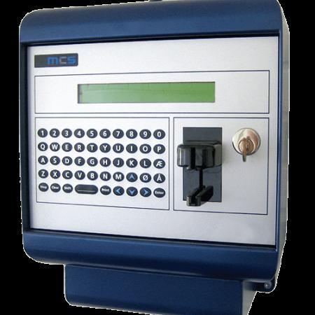 Lokalkort og RFID-terminaler